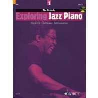 RICHARDS T. EXPLORING JAZZ PIANO VOL 1
