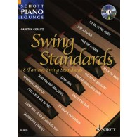 GERLITZ C. SWING STANDARDS PIANO
