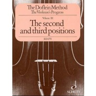 DOFLEIN (THE) METHOD VOL 3 VIOLON