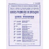 FOURNIER L. COURS PRIMAIRE DE MUSIQUE VOL 4