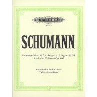 SCHUMANN R. OEUVRES VIOLONCELLE