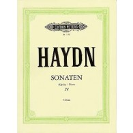 HAYDN J. SONATES VOL 4 PIANO
