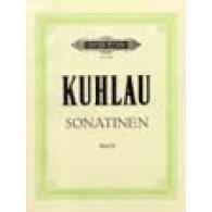 KUHLAU F. SONATINES OP 60 OP 88 VOL 2 PIANO