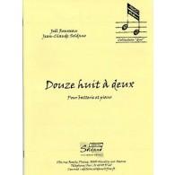 ROUSSEAU J./SOLDANO C. DOUZE HUIT A DEUX BATTERIE