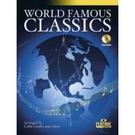 WORLD FAMOUS CLASSICS CLARINETTE