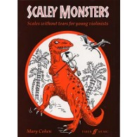 COHEN M. SCALEY MONSTERS VIOLON