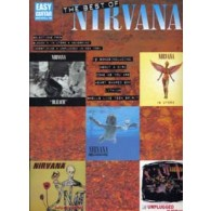 NIRVANA THE BEST OF EASY GUITAR