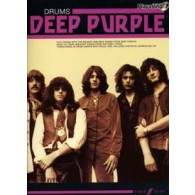 DEEP PURPLE AUTHENTIC PLAYALONG DRUMS