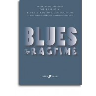 THE ESSENTIAL BLUES & RAGTIME COLLECTION PIANO