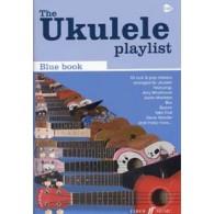 UKULELE THE PLAYLIST BLUE BOOK
