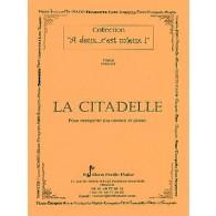 PROUST P. LA CITADELLE DE MARBRE TROMPETTE (OU CORNET)