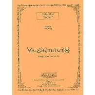 PROUST P. VAGABUNDO COR EN FA