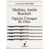 REICHERT M.A. TAGLICHE UBUNGEN OP 5 FLUTE