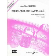 ALLERME J.M. DU SOLFEGE SUR LA FM 440.3 CHANT ELEVE