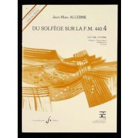 ALLERME J.M. DU SOLFEGE SUR LA FM 440.4 LECTURE RYTHME ELEVE