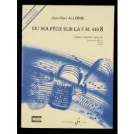 ALLERME J.M. DU SOLFEGE SUR LA FM 440.8 CHANT ELEVE