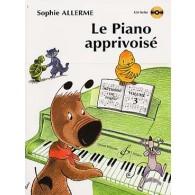 ALLERME S. LE PIANO APPRIVOISE VOL 3