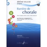 NAULAIS J. BARRIERE DE CHORALE VOL 1 CHOEUR