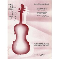 BACH J.S. 6 SUITES VOL 2 ALTO