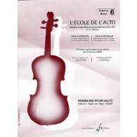LAINE F. ECOLE DE L'ALTO VOL 6