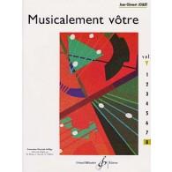 JOLLET J.C. MUSICALEMENT VOTRE VOL 8