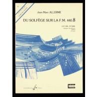 ALLERME J.M. DU SOLFEGE SUR LA FM 440.8 LECTURE RYTHME ELEVE