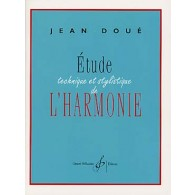 DOUE J. ETUDE DE L'HARMONIE