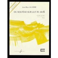 ALLERME J.M. DU SOLFEGE SUR LA FM 440.6 LECTURE RYTHME ELEVE