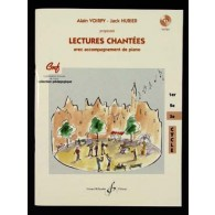VOIRPY A./HURIER J. LECTURES CHANTEES VOL 3