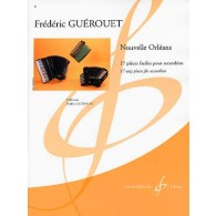 GUEROUET F. NOUVELLE ORLEANS ACCORDEON