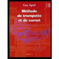APTEL G. METHODE DE TROMPETTE OU CORNET VOL 1