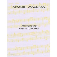 GROFFE P. MAZUR-MAZURKA ACCORDEON