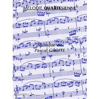 GROFFE P. MELODIE QUARTESIENNE ACCORDEON