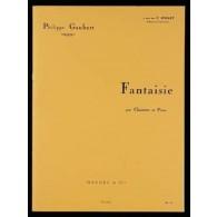 GAUBERT P. FANTAISIE CLARINETTE