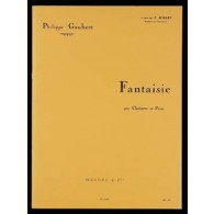 GAUBERT P. FANTAISIE CLARINETTE