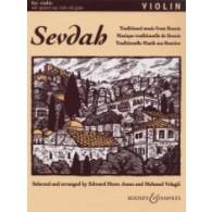 HUWS JONES E. SEVDAH VIOLON SEUL