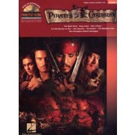 PIRATES OF THE CARIBBEAN PIANO PLAY-ALONG VOL 69 PVG