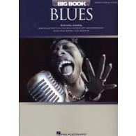 BIG (THE) BOOK OF BLUES PVG