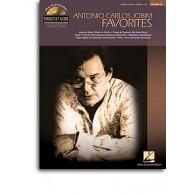 PIANO PLAY ALONG VOL 84 JOBIM A.C. FAVORITES