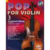 POP FOR VIOLIN 3 UNCHAINED MELODY VIOLON