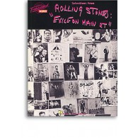 ROLLING STONES (THE) EXILE ON MAIN STREET GUITARE