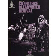 CREEDENCE CLEARWATER REVIVAL BEST OF GUITARE TAB