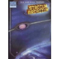 RED HOT CHILI PEPPERS STADIUM ARCADIUM DRUM