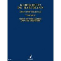 GURDJIEFF/HARTMANN MUSIC FOR THE PIANO VOL 2