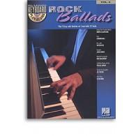 KEYBOARD PLAY-ALONG VOL 06 ROCK BALLADS
