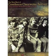 CREEDENCE CLEARWATER REVIVAL EASY GUITAR THE VERY BEST