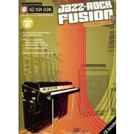 JAZZ PLAY ALONG VOL 62 JAZZ ROCK FUSION BB, C, EB