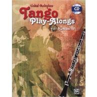MATEJKOS V. TANGO PLAY-ALONGS CLARINETTE