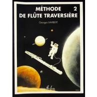 LAMBERT G. METHODE DE FLUTE VOL 2
