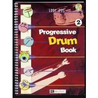 ROS E. PROGRESSIVE DRUM BOOK 2